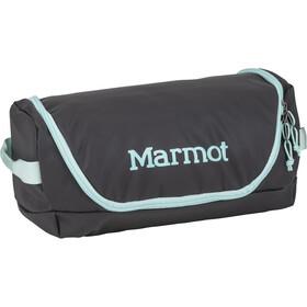 Marmot Compact Hauler Bolsa Neceser Baño, dark charcoal/blue tint
